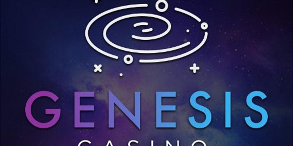 Genesis Casino ¡Bono del 100% hasta 100€!